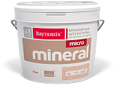 Мраморная штукатурка Micro Mineral 25кг - фото - 1